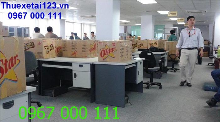 Dịch vụ chuyển văn phòng cho công ty nước ngoài