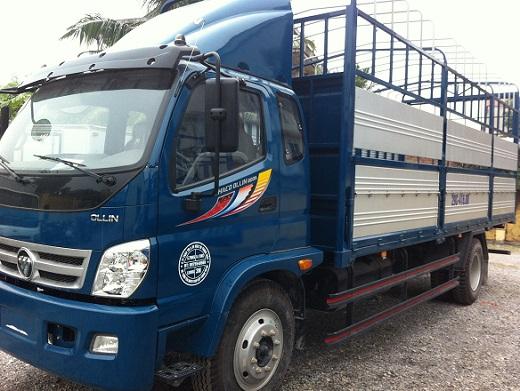 Cho thuê xe tải 2,5 tấn đến 5 tấn