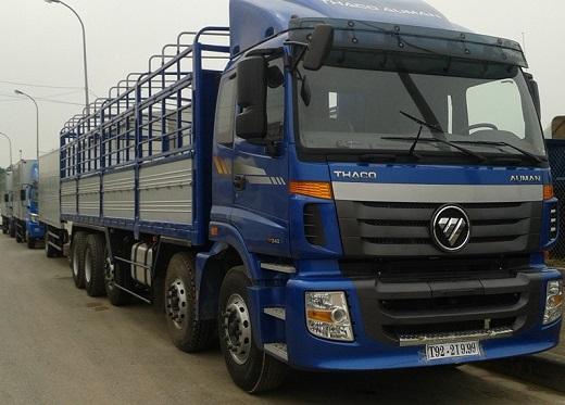 Thuê xe tải chở hàng giá rẻ nhất Vịnh Bắc Bộ