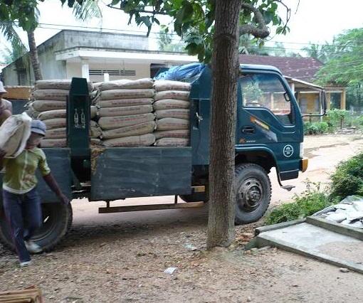 Dịch vụ thuê xe giao nhận theo tháng