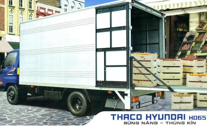 Chở hàng thuê xe tải giá cực rẻ Hà Nội