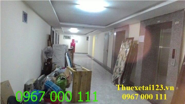Dịch vụ chuyển nhà tại keangnam