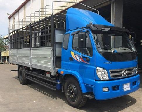 Xe tải 8 tấn chở hàng hóa tại Cầu Giấy giá rẻ
