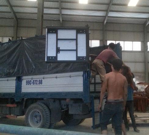 Xe tải chở hàng Hà Nội đi Bắc Ninh giá rẻ