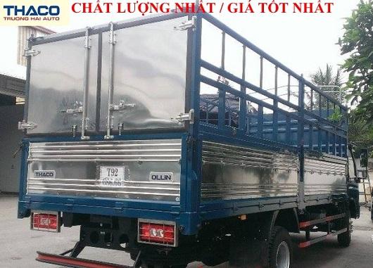 thuê xe tải 3,5 tấn nhanh tốc hành giá cực rẻ