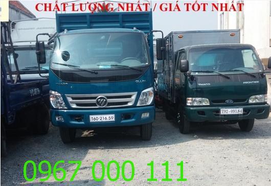 Cho thuê xe tải 3.5 tấn nhanh tốc hành giá cực rẻ