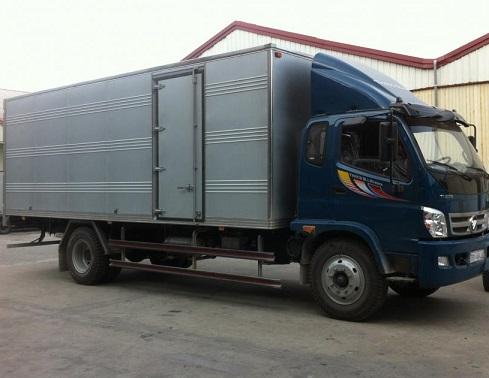 Cho thuê xe tải chở hàng tết 2017