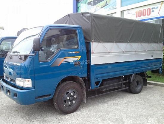 Xe tải chở hàng thuê tết 2017