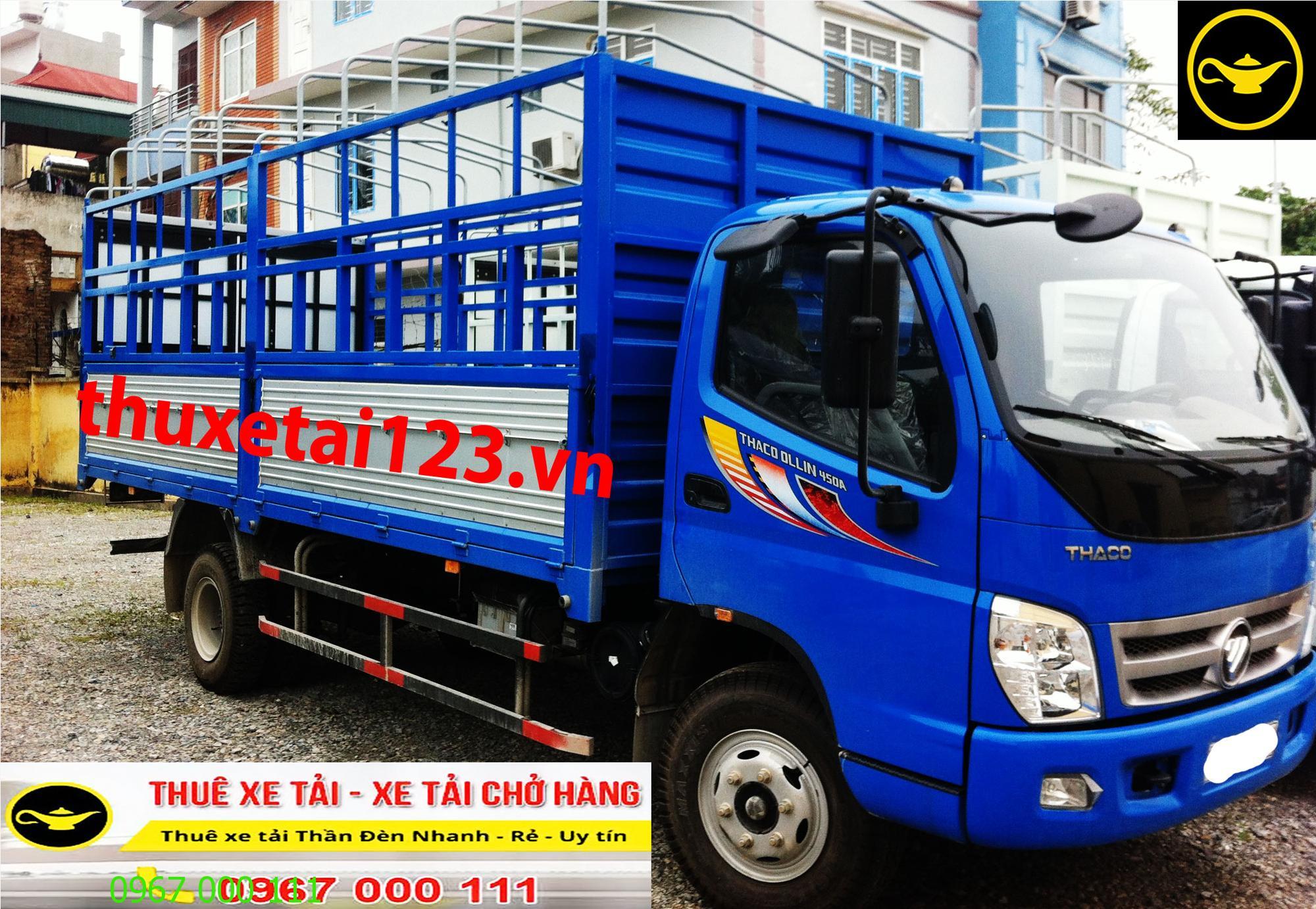 Taxi tải Thần Đèn giải pháp chuyển nhà dịp Tết 2017