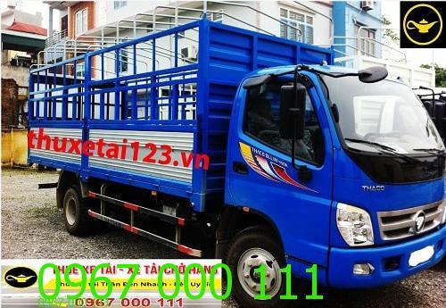 Taxi tải Thần Đèn giải pháp chuyển nhà dịp Tết 2018