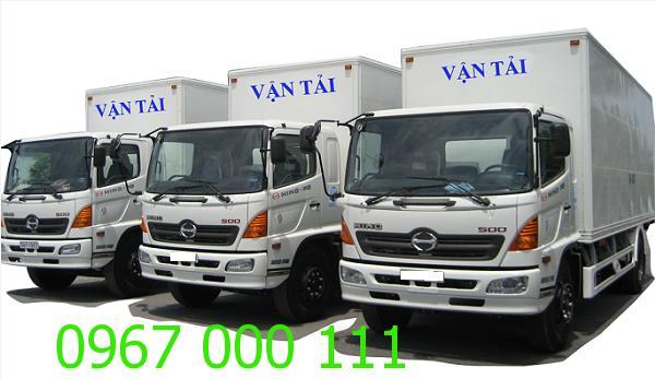 Cho thuê xe tải chở hàng tại Hà Nội giá rẻ