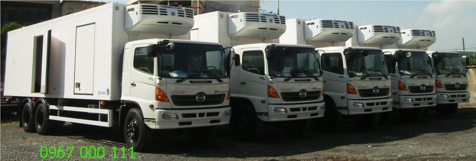 Mở rộng dịch vụ cho thuê xe tải chở hàng ở Huế của Thần Đèn