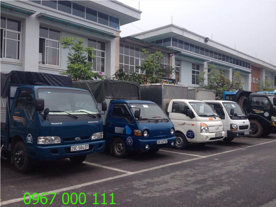 Khi cần thuê xe tải chở hàng tại Thanh Xuân hãy nhớ gọi Thần Đèn