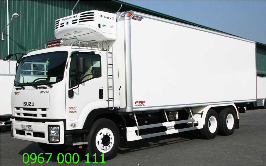 Dịch vụ cho thuê xe tải lạnh uy tín tại Thần Đèn