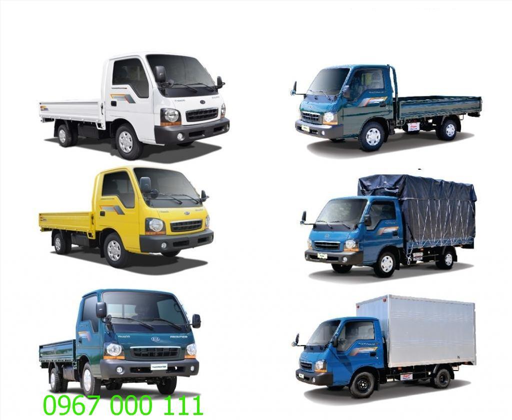 Dịch vụ thuê xe tải tự lái Hà Nội tốt nhất tại Thần Đèn