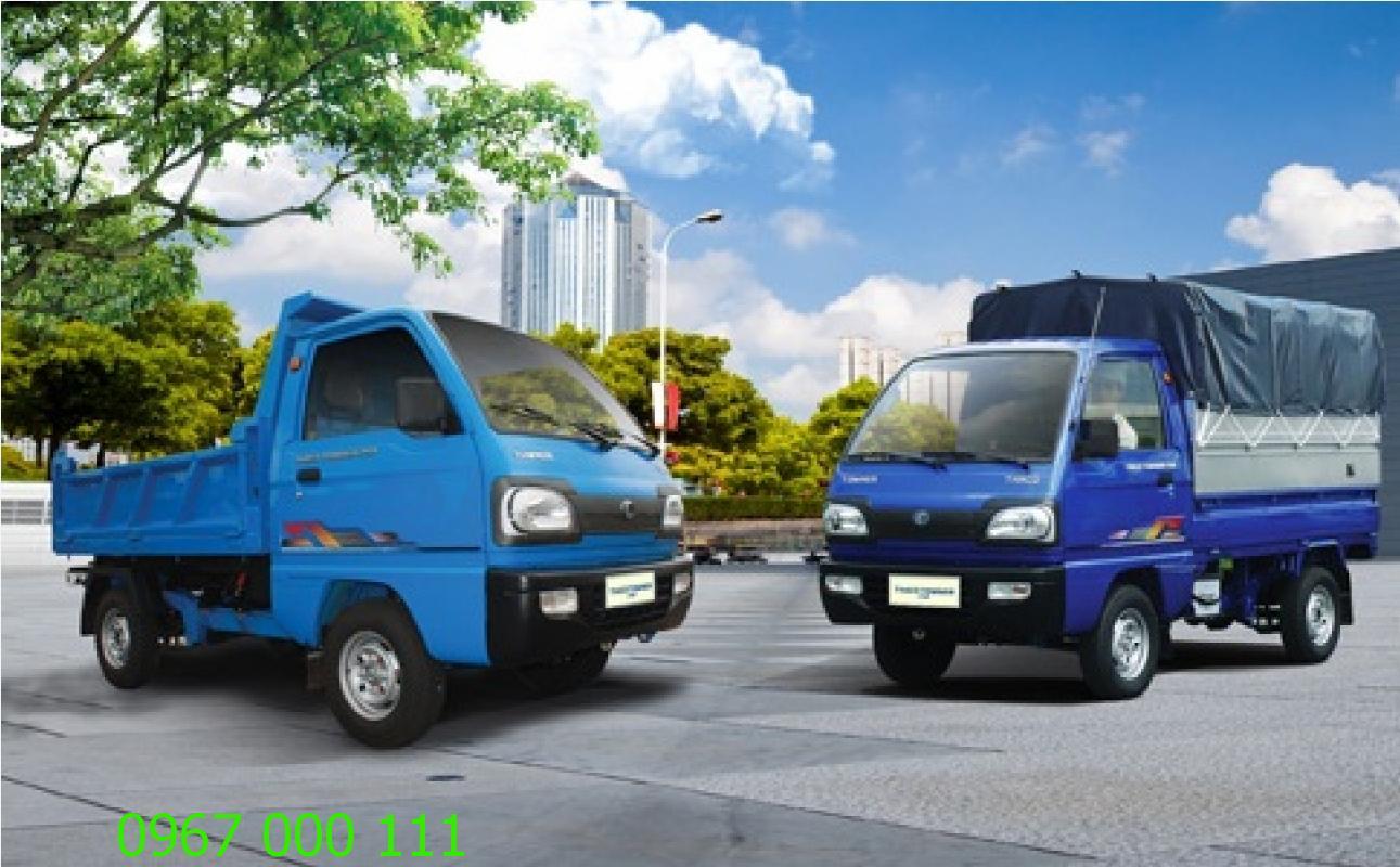 Thuê xe ô tô vận tải đảm bảo tại Thần Đèn