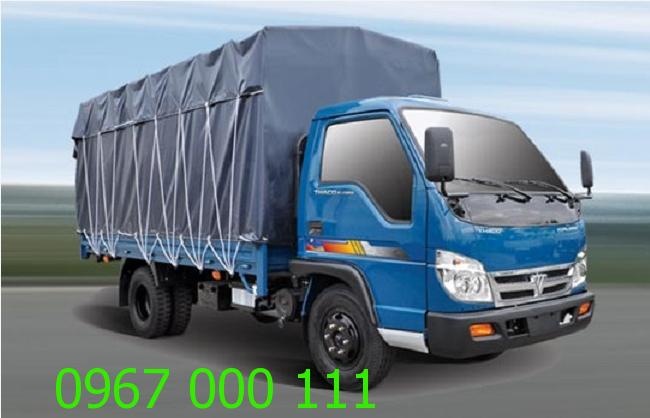 Thuê xe tải chở hàng đi tỉnh giá rẻ