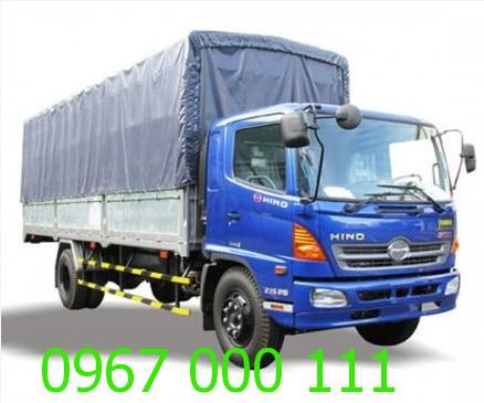 Cho thuê xe tải chở hàng đi Hà Nội - Quảng Ninh