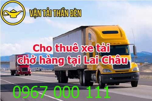 Cho thuê xe tải chở hàng tại Lai Châu