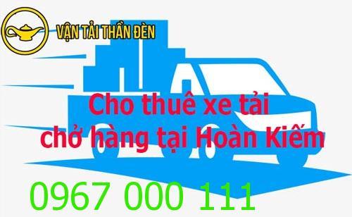Cho thuê xe tải chở hàng tại Hoàn Kiếm
