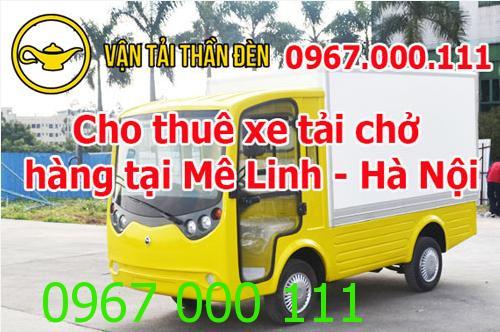 Cho thuê xe tải chở hàng tại Mê Linh