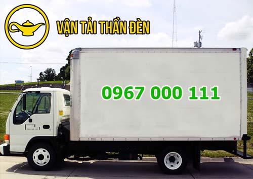 Cho thuê xe tải chở hàng tại Hải Phòng