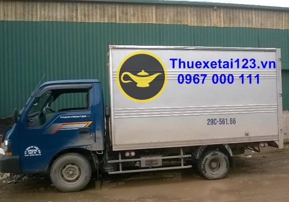 taxi tải 1,25 tấn