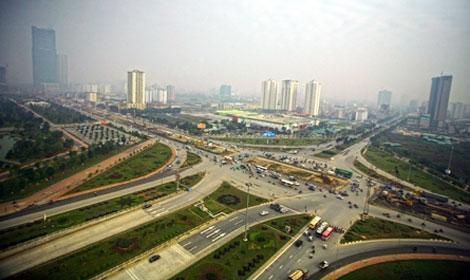Tuyến phố Hà Nội chẳng chịt, phức tạp