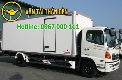 Dịch vụ cho thuê xe tải chở hàng tại Hải Phòng giá rẻ