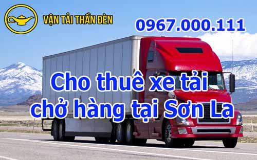 dich-vu-cho thuê xe tải chở hàng tại Sơn La giá rẻ