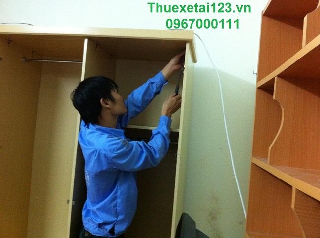 Chuyển văn phòng trọn gói giá rẻ tại Cầu Giấy- Hà Nội