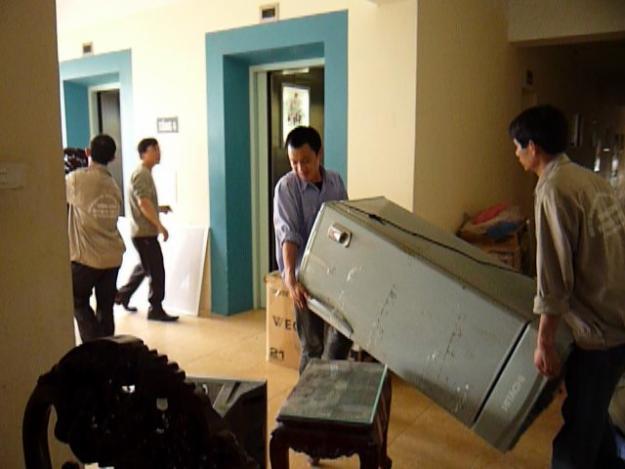 Chuyển văn phòng chung cư Hà Nội