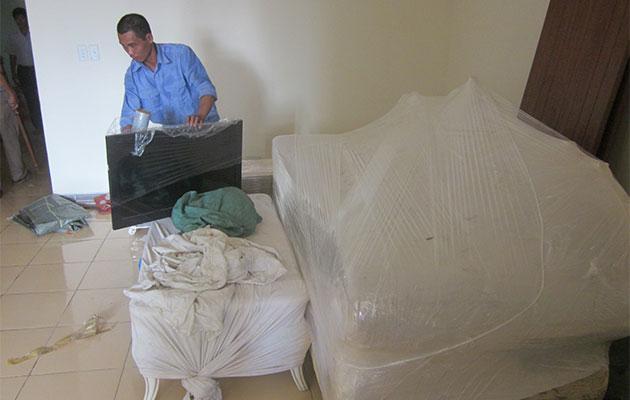 Dịch vụ chuyển nhà giá rẻ uy tín tại Hà Nội