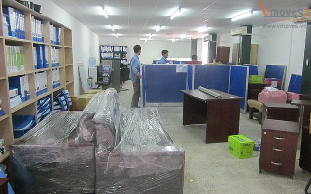 chuyển văn phòng trọn gói Hà Nội