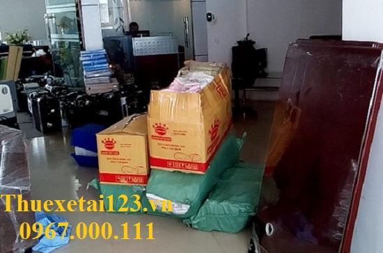 Đóng gói và phân loại đồ đạc khi chuyển nhà