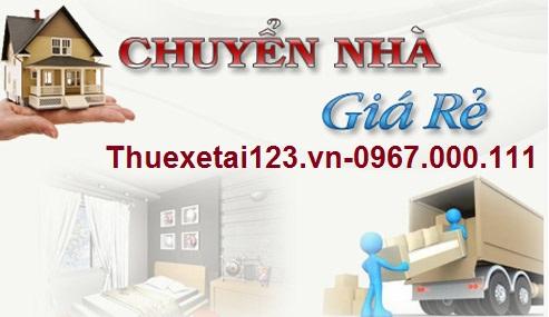 Chuyển nhà trọn gói Thần Đèn giá rẻ bậc nhất tại Hà Nội