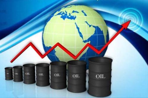 Giá dầu tăng, giảm thất thường