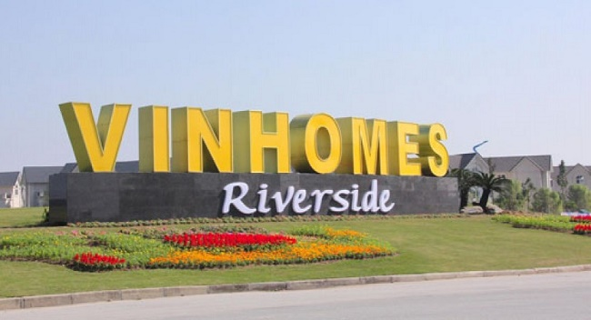 Khu đô thị sinh thái Vinhomes Riverside Long Biên