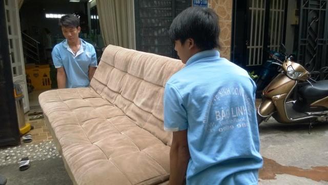 Vận chuyển ghế sofa