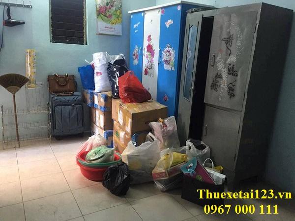 Sắp xếp đồ đạc trước khi vận chuyển