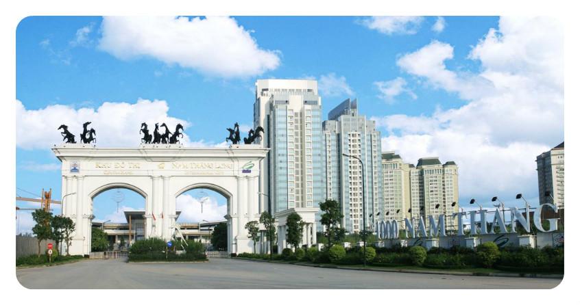 Khu đô thị Ciputra - Nam Thăng Long