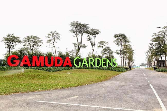 Khu đô thị Gamuda Gardens