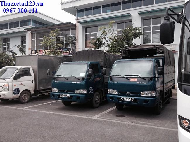 Hệ thống taxi tải Thần Đèn đa dạng