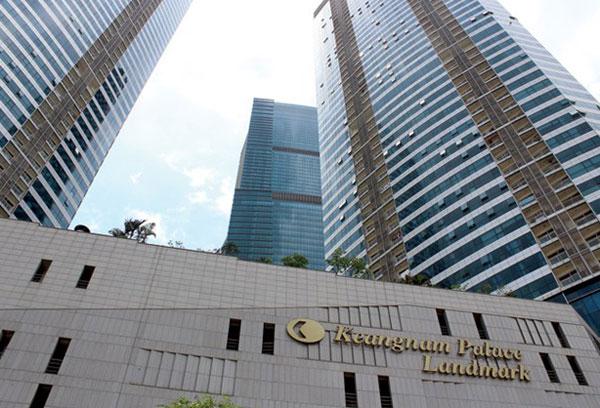 Tòa nhà KeangNam tại Hà Nội