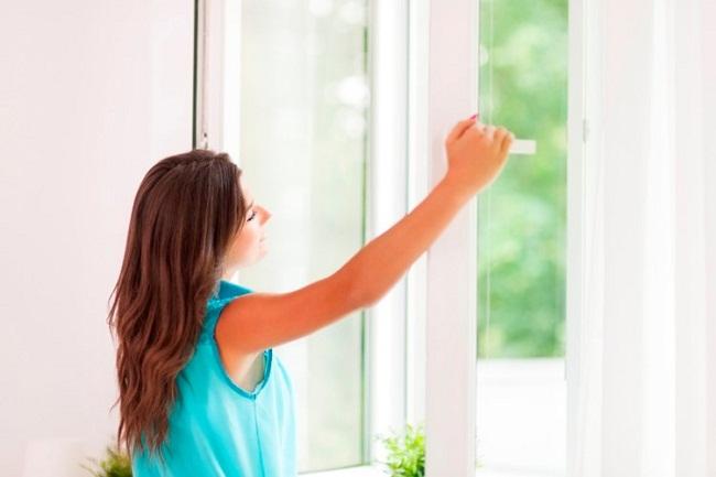 Mở cửa sổ mỗi khi thức giấc