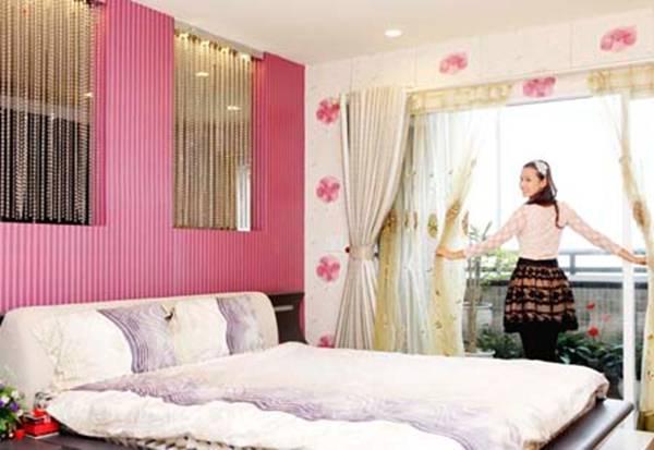 thiết kế phòng ngủ  vợ chồng mới cưới