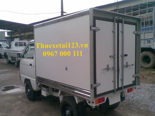 Taxi tải 5 tạ thùng kín