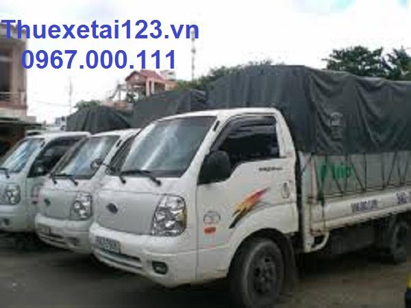 dịch vụ taxi tải Thần Đèn chuyên nghiệp uy tín