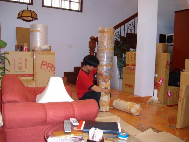 Tiện ích của khách hàng khi chọn dịch vụ chuyển nhà trọn gói