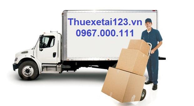 Công việc cần chuẩn bị khi chuyển nhà bằng taxi tải
